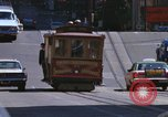 Image of Cable Cars in San Francisco 1960s San Francisco California USA, 1968, second 8 stock footage video 65675021685