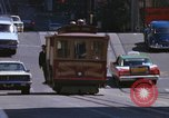 Image of Cable Cars in San Francisco 1960s San Francisco California USA, 1968, second 9 stock footage video 65675021685