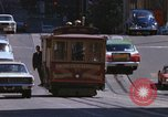 Image of Cable Cars in San Francisco 1960s San Francisco California USA, 1968, second 10 stock footage video 65675021685