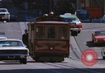 Image of Cable Cars in San Francisco 1960s San Francisco California USA, 1968, second 11 stock footage video 65675021685