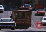 Image of Cable Cars in San Francisco 1960s San Francisco California USA, 1968, second 12 stock footage video 65675021685