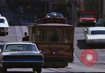 Image of Cable Cars in San Francisco 1960s San Francisco California USA, 1968, second 13 stock footage video 65675021685
