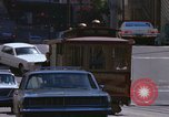 Image of Cable Cars in San Francisco 1960s San Francisco California USA, 1968, second 15 stock footage video 65675021685