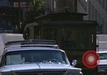 Image of Cable Cars in San Francisco 1960s San Francisco California USA, 1968, second 20 stock footage video 65675021685