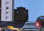 Image of Cable Cars in San Francisco 1960s San Francisco California USA, 1968, second 54 stock footage video 65675021685