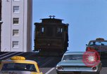 Image of Cable Cars in San Francisco 1960s San Francisco California USA, 1968, second 55 stock footage video 65675021685