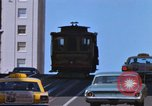 Image of Cable Cars in San Francisco 1960s San Francisco California USA, 1968, second 56 stock footage video 65675021685