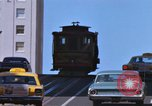 Image of Cable Cars in San Francisco 1960s San Francisco California USA, 1968, second 57 stock footage video 65675021685
