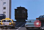 Image of Cable Cars in San Francisco 1960s San Francisco California USA, 1968, second 58 stock footage video 65675021685