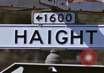 Image of Hippies San Francisco California USA, 1968, second 2 stock footage video 65675021688