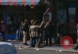 Image of Hippies San Francisco California USA, 1968, second 19 stock footage video 65675021689