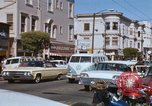 Image of Hippies San Francisco California USA, 1968, second 34 stock footage video 65675021689