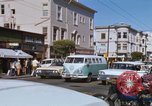 Image of Hippies San Francisco California USA, 1968, second 35 stock footage video 65675021689