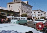 Image of Hippies San Francisco California USA, 1968, second 36 stock footage video 65675021689