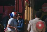 Image of Hippies San Francisco California USA, 1968, second 62 stock footage video 65675021689