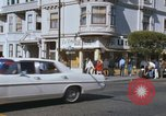 Image of Hippies San Francisco California USA, 1968, second 7 stock footage video 65675021690