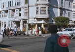 Image of Hippies San Francisco California USA, 1968, second 8 stock footage video 65675021690