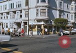 Image of Hippies San Francisco California USA, 1968, second 11 stock footage video 65675021690