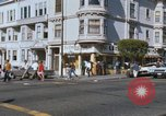 Image of Hippies San Francisco California USA, 1968, second 12 stock footage video 65675021690