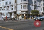 Image of Hippies San Francisco California USA, 1968, second 13 stock footage video 65675021690