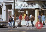 Image of Hippies San Francisco California USA, 1968, second 47 stock footage video 65675021690