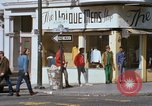 Image of Hippies San Francisco California USA, 1968, second 52 stock footage video 65675021690