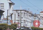 Image of Hippies San Francisco California USA, 1968, second 53 stock footage video 65675021690