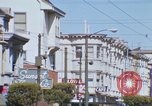 Image of Hippies San Francisco California USA, 1968, second 54 stock footage video 65675021690