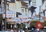 Image of Hippies San Francisco California USA, 1968, second 57 stock footage video 65675021690