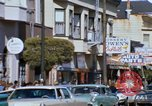Image of Hippies San Francisco California USA, 1968, second 59 stock footage video 65675021690