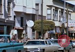 Image of Hippies San Francisco California USA, 1968, second 60 stock footage video 65675021690