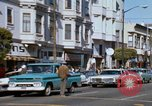 Image of Hippies San Francisco California USA, 1968, second 62 stock footage video 65675021690