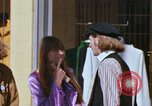 Image of Haught-Ashbury hippies San Francisco California USA, 1968, second 17 stock footage video 65675021691