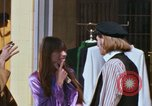 Image of Haught-Ashbury hippies San Francisco California USA, 1968, second 18 stock footage video 65675021691