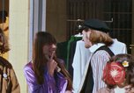 Image of Haught-Ashbury hippies San Francisco California USA, 1968, second 19 stock footage video 65675021691