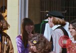 Image of Haught-Ashbury hippies San Francisco California USA, 1968, second 20 stock footage video 65675021691