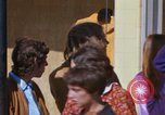 Image of Haught-Ashbury hippies San Francisco California USA, 1968, second 22 stock footage video 65675021691