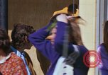 Image of Haught-Ashbury hippies San Francisco California USA, 1968, second 23 stock footage video 65675021691