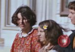 Image of Haught-Ashbury hippies San Francisco California USA, 1968, second 31 stock footage video 65675021691