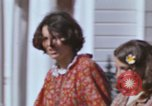 Image of Haught-Ashbury hippies San Francisco California USA, 1968, second 32 stock footage video 65675021691