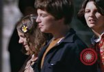 Image of Haught-Ashbury hippies San Francisco California USA, 1968, second 37 stock footage video 65675021691
