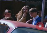 Image of Haught-Ashbury hippies San Francisco California USA, 1968, second 55 stock footage video 65675021691