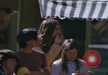 Image of Haught-Ashbury hippies San Francisco California USA, 1968, second 58 stock footage video 65675021691
