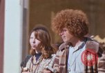 Image of Hippies San Francisco California USA, 1968, second 6 stock footage video 65675021692