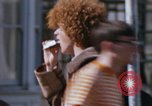 Image of Hippies San Francisco California USA, 1968, second 11 stock footage video 65675021692