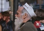Image of Hippies San Francisco California USA, 1968, second 29 stock footage video 65675021692