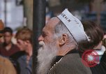 Image of Hippies San Francisco California USA, 1968, second 30 stock footage video 65675021692