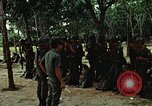 Image of military training Vietnam, 1971, second 10 stock footage video 65675021693