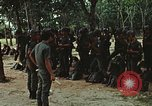 Image of military training Vietnam, 1971, second 11 stock footage video 65675021693