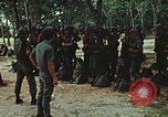 Image of military training Vietnam, 1971, second 12 stock footage video 65675021693